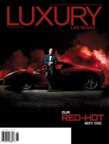 Luxury Las Vegas - June 2013 :: Our Red Hot Men's Issue (cover) jenna doughton